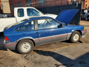 1986 Honda Civic CRX. 1.5 engine. Runs. for Sale in Chicago, IL