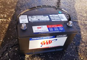 AAA-PREMIUM CAR BATTERY for Sale in Silver Spring, MD