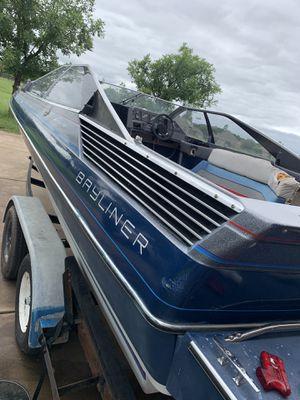 1987 Bayliner cobra for Sale in WHT SETTLEMT, TX