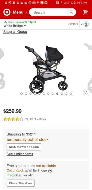 Graco stroller. for Sale in Nashville, TN