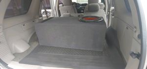 Competition subwoofer and amplifier for Sale in Bartow, FL
