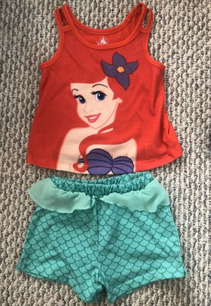 Disney Store Ariel Pajamas for Sale in South Windsor, CT