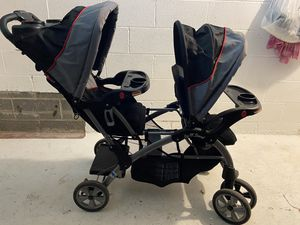 Baby trend double stroller for Sale in Mayfield Heights, OH