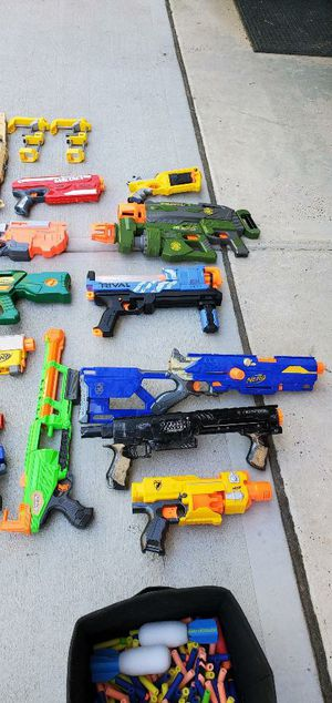 Nerf guns for Sale in Creedmoor, NC