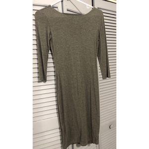 Grey Bodycon Dress for Sale in Hialeah, FL