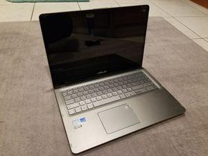 """Asus 15"""" Touchscreen Zenbook Ultrabook Model Q505U Ci5 8gb RAM for Sale in Marlborough, MA"""