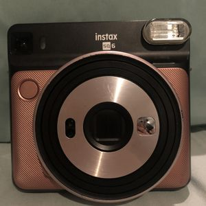 Instax SQ6 Polaroid Camera for Sale in Long Beach, CA