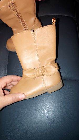 Toddler girl boots for Sale in Bradenton, FL