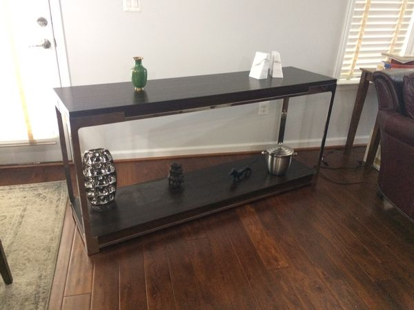 """Long """"sofa table"""", dining or living room table"""