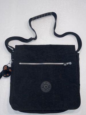 Kipling Large Black Messenger Bag for Sale in Kirkland, WA