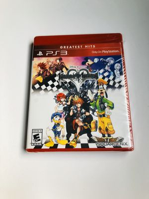 Kingdom hearts 1.5 remix new sealed PlayStation 3 for Sale in Long Beach, CA