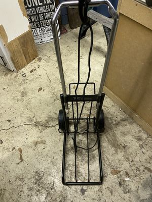 Folding car seat / luggage dolly for Sale in Tampa, FL