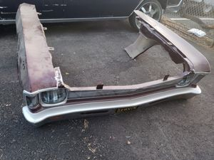 68 to 72 fiberglass front end for Sale in Elk Grove, CA