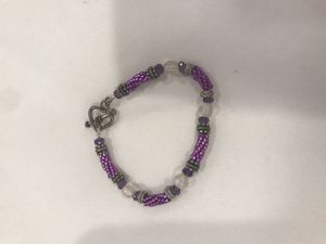 Toggle and bead bracelet for Sale in Gaithersburg, MD