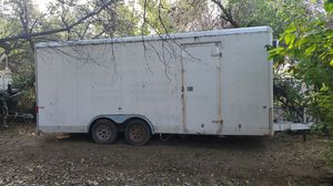 Enclose trailer for sale 20' foot long for Sale in Tolleson, AZ