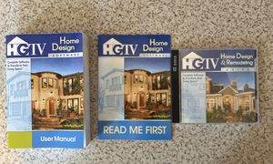 HGTV Home Design & Remodeling Software for Sale in Hutto, TX