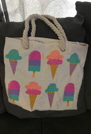 Ice cream tote bag for Sale in Fresno, CA