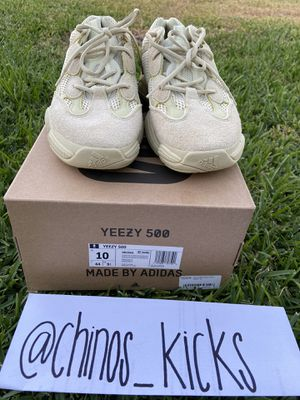 Adidas Yeezy 500 Super Moon Yellow Size 10 for Sale in Norwalk, CA