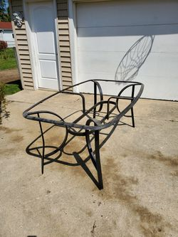 Frame Only For Rectangle Patio Table for Sale in Des Plaines, IL