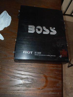 Boss amplifier for Sale in McKees Rocks, PA
