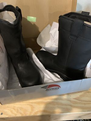 Work boots for Sale in Flowery Branch, GA