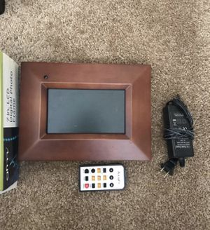 Digital photo frame for Sale in Scottsdale, AZ