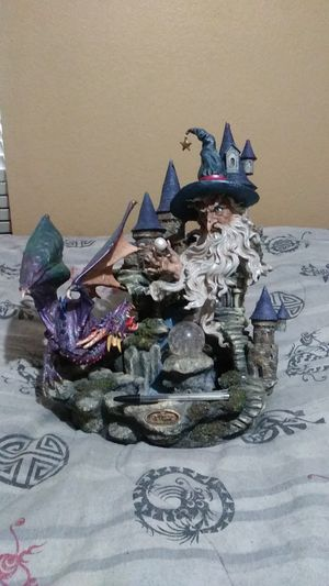 Dragon & Wizard Statue for Sale in Peoria, AZ