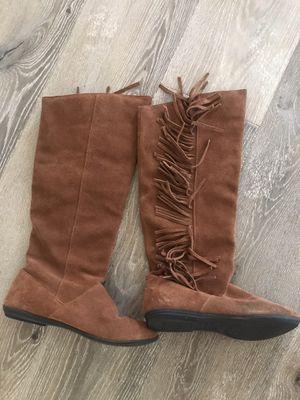 Fringe Boots 7.5 for Sale in Santa Clarita, CA