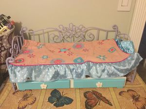 Doll bed. Disney sneakers. Lord of rings figures see ad for prices for Sale in Port Richey, FL