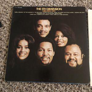 The 5 th dimension greatest hits no scratches ! 1970 vinyl album for Sale in Dutton, MI