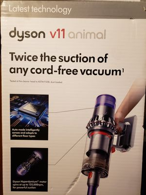 Dyson v11 animal. New unopened. This sells for $599.99 @ all major stores. for Sale in Antioch, CA