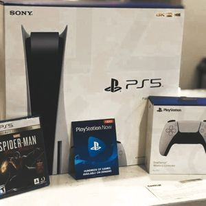 Ps 5 Solo Hard Disk System New for Sale in San Francisco, CA