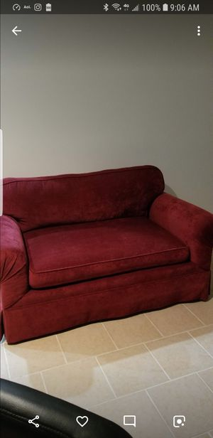 loveseat and table for Sale in Falls Church, VA