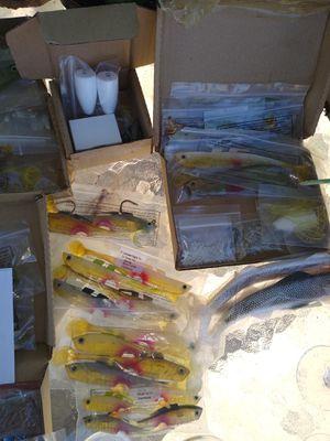 Fishing lures NEW for Sale in Buckeye, AZ
