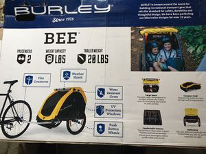Brand new burley bee bike trailer for Sale in Ball Ground, GA