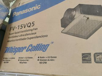 Panasonic FV-15VQ5 for Sale in Seattle,  WA