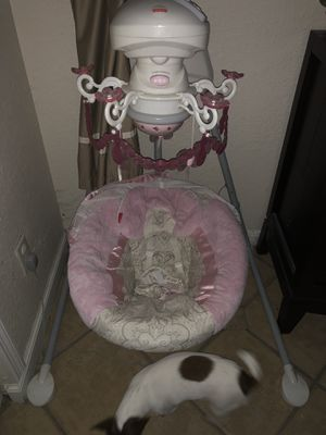 Baby Swing, BABY TODDLER PUSH TOY for Sale in Miramar, FL