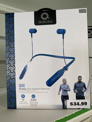 Qfit Wireless Headphones for Sale in Frostproof, FL