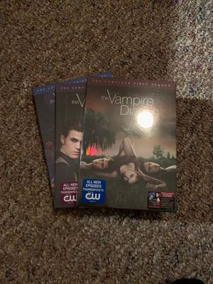 The Vampire Diaries DVD for Sale in Kissimmee, FL