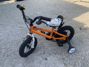 Royalbaby Freestyle Kids Bike with Helmet and Bell for Sale in Oakland Park, FL