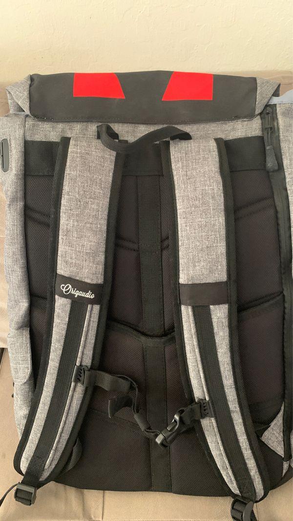 New Origaudio Adobe backpack