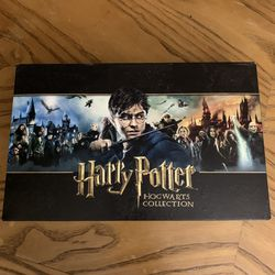 Harry Potter Hogwarts Collection (Blu-ray + DVD) for Sale in Tigard,  OR