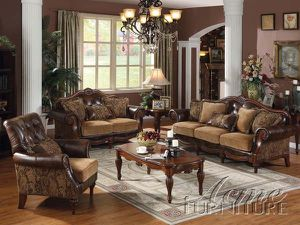 3-Pc Sofa + Loveseat & Chair for Sale in Fresno, CA