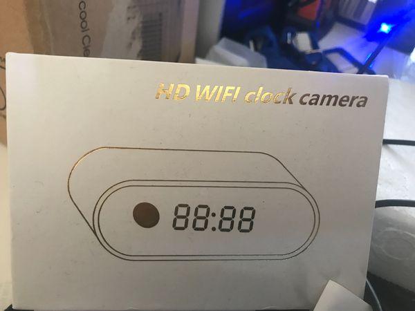 Hidden Cámaras HD and WiFi both