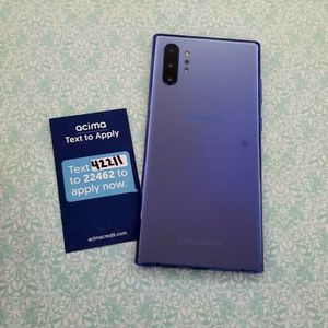 Samsung Galaxy Note 10+ 256gb Unlocked for Sale in Shoreline, WA