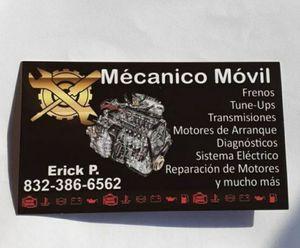 Mecanico a Domicilio for Sale in Houston, TX