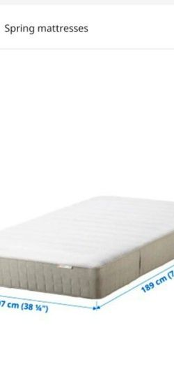 (New) Ikea Twin Mattress for Sale in Kent,  OH