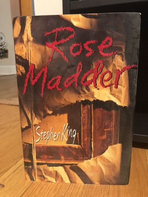 Rose Madder for Sale in Chicago, IL