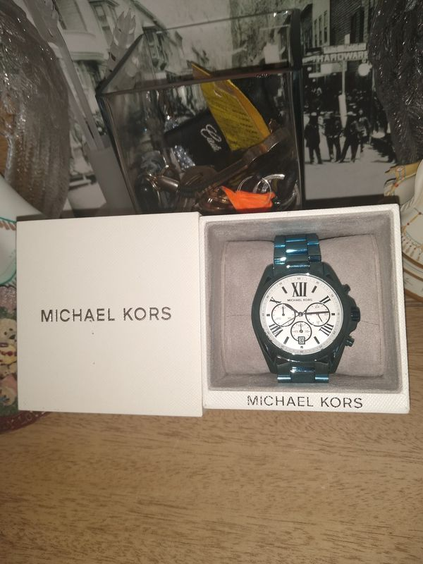 Brand New Michael Kors watch $50 mens or womens