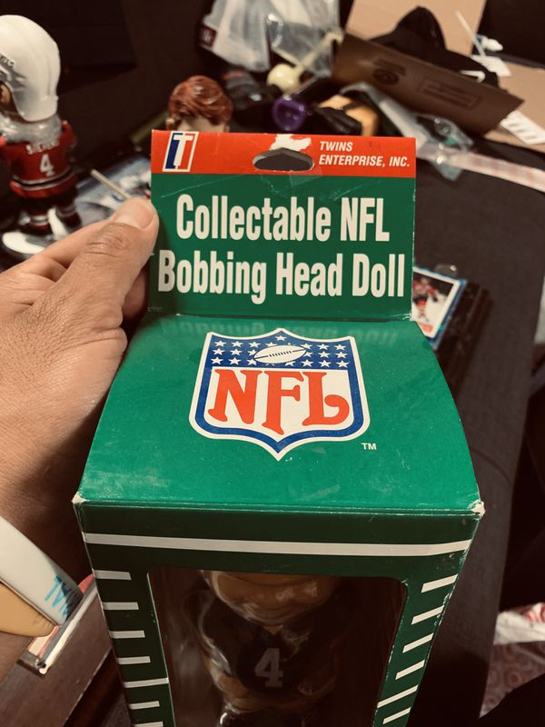 PACKERS BOBBING HEAD DOLL